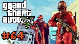 Grand Theft Auto 5 Playthrough w/ Kootra Ep. 64 - Bank Job