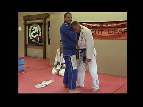 Brazilian Jiu Jitsu Blue Belt Testing with Keith Owen