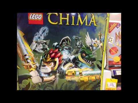 Lego Chima/Star Wars/Hobbit 2014 Sets in Toys R Us/ Entertainer (England)