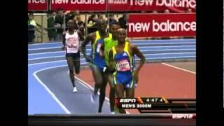 ETHIOPIAN  wins race with one shoe!