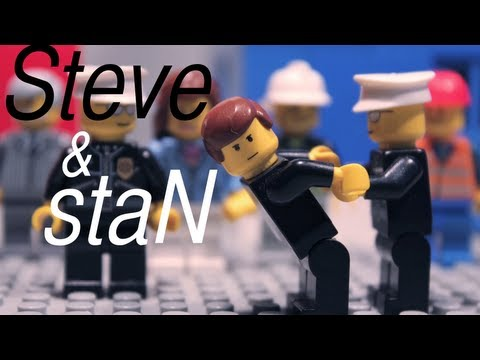 Steve & staN - Episode 5 - Nightmares