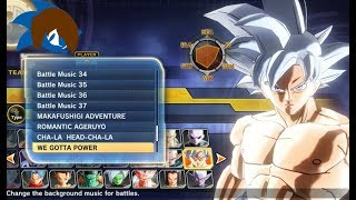 Dragon Ball Xenoverse 2 Anime Music Pack List! - Johnic Adventure