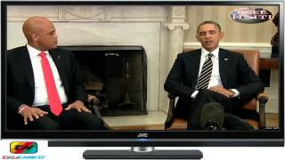 President (Obama) Bilateral Meeting with President Martelly of   2/6/14