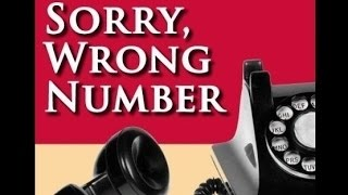 "SUSPENSE -- ""SORRY, WRONG NUMBER"" (11-18-48)"