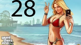 Grand Theft Auto V GTA 5 Walkthrough Part 28 Let's Play No Commentary 1080p Gameplay