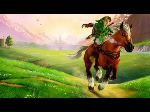 GameSpot Reviews - Zelda: Ocarina of Time 3D Review (3DS)