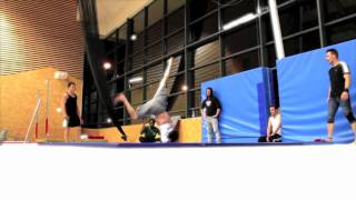 Bboy Punisher | Practice 2012 | Flying Steps