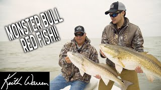 Bull Redfish Rodeo with the Fish Intimidator | The Texas Angler #4