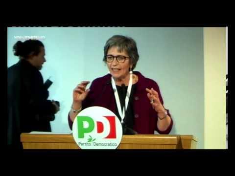 Direzione nazionale Pd – Intervento di Anna Finocchiaro