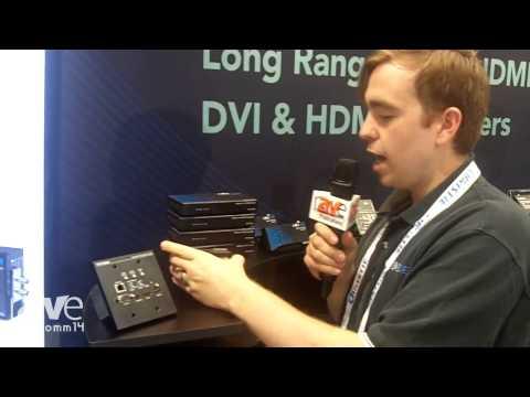InfoComm 2014: DVI Gear Breaks down the DVI-WP-TPS-UMX-TX130 Universal Transmitter