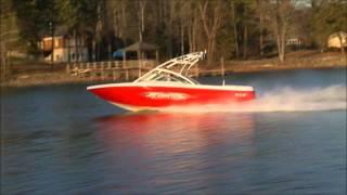 2004 Moomba Mobius XLV Lake Trial