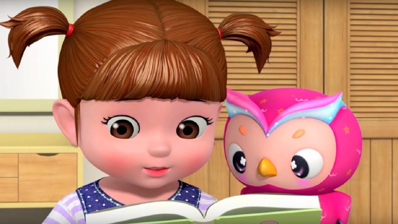 Консуни (мультик) - сборник - Тише, малышка  + песенка динозавров - Cartoons For Children