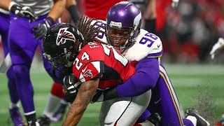 Sounds of the Game: Vikings 14, Falcons 9