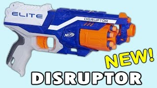 Nerf Disruptor - Review und Test   Magicbiber