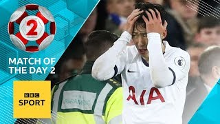Red card for Son? | MOTD2 pundits on Andre Gomes injury