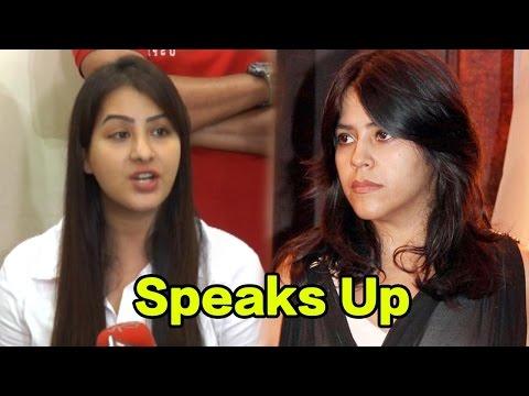 Shilpa Shinde SPEAKS Up On Ekta Kapoor Standing Against Her In Legal Battle!