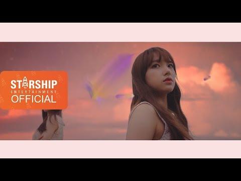 Cosmic Girls (우주소녀) Secret music videos 2016