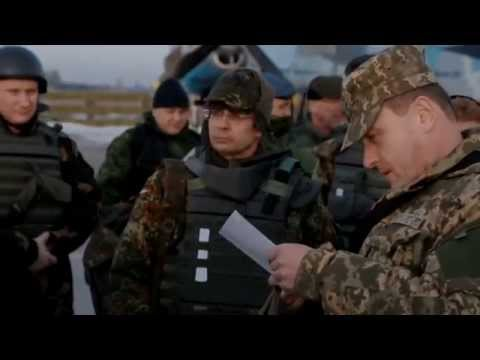 Military Attaches Monitor Ukraine Ceasefire: Ukrainian army presents evidence of militant violations