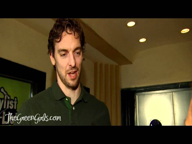 Pau Gasol Sings For UNICEF