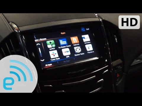 GM and AT&T demo LTE-enabled OnStar connected vehicle (hands-on) | Engadget at CTIA 2013