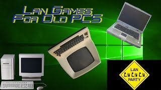 Great Lan CO-OP Games for Older PCs