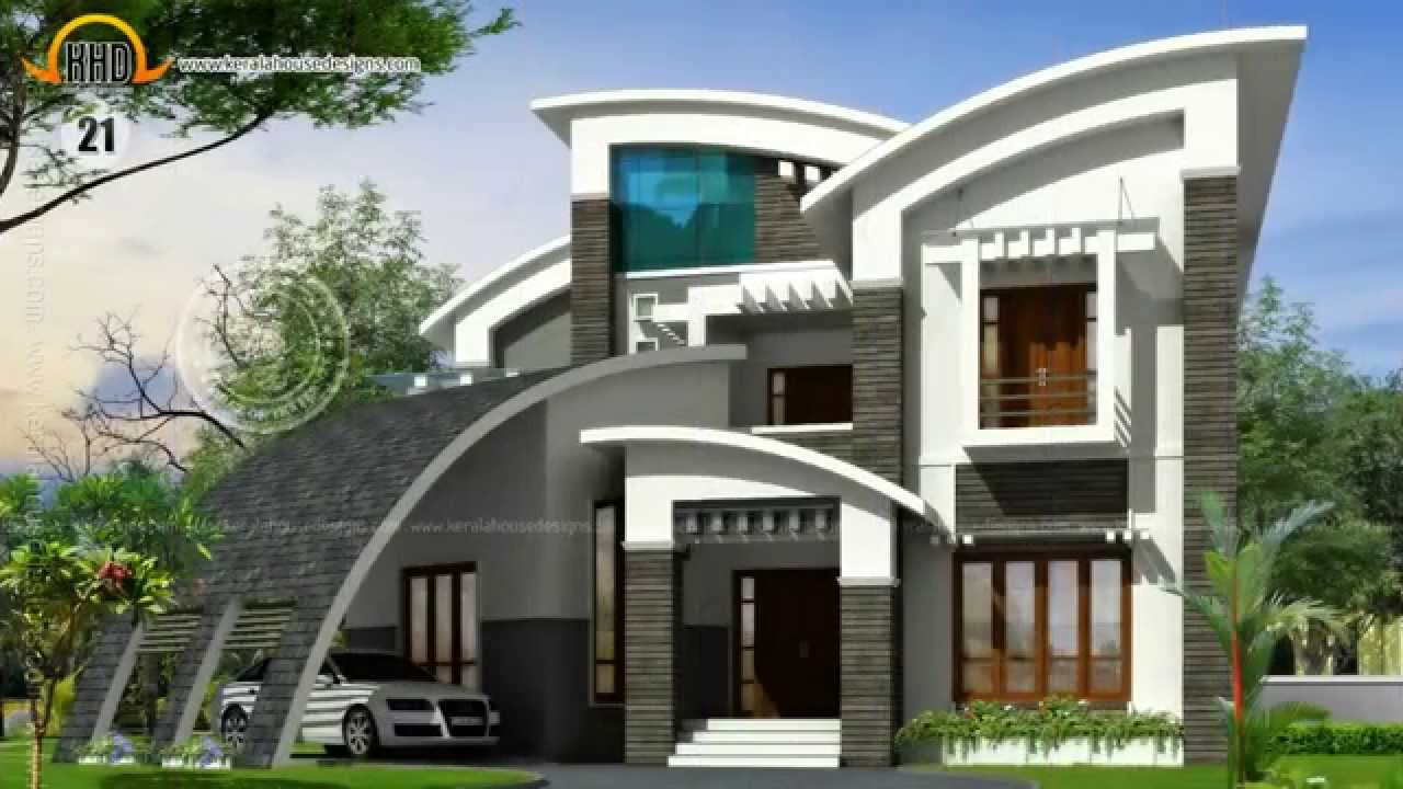 House design collection october 2013 youtube for Home architecture photos