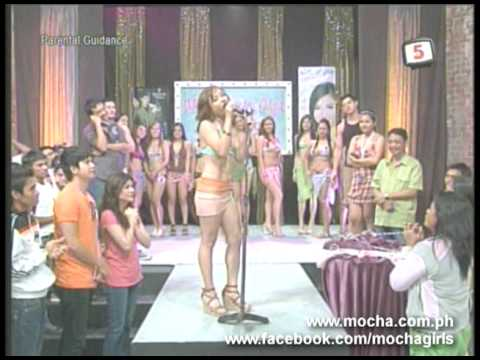 EVERYBODY HAPI  TV5 P2   Guest- Mocha Girls, Nina Jose, Princess Ryan & Aiza Marquez