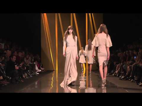 ELIE SAAB READY-TO-WEAR AUTUMN WINTER 2012 - 2013 FASHION SHOW