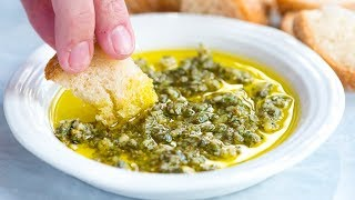 Ridiculously Good Olive Oil Dip Recipe