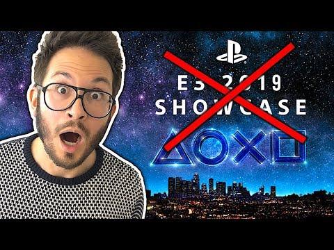 E3 2019 : PlayStation annule sa conférence et son stand ! Décryptage