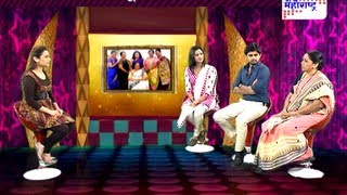 Shree-amp-janhavi-love-marriage-in-honaar-suun-me-hya-gharchi-serial