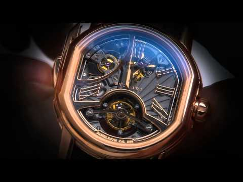 Bulgari Carillon Tourbillon DR3300 Watch