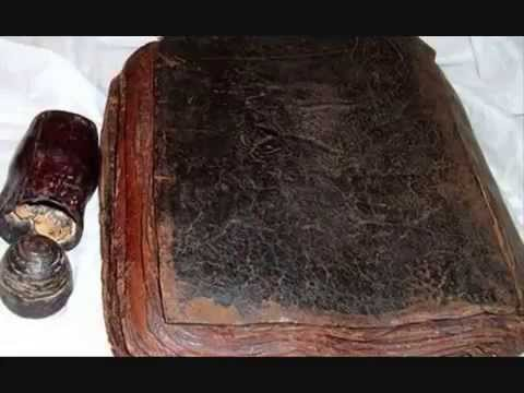 Ancient gospel in aramic langauage found in turkey predicts the comming of prophet Muhamed