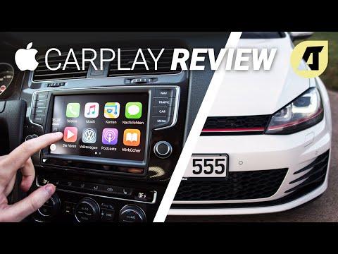 Apple CarPlay im Test (Review) - Deutsch