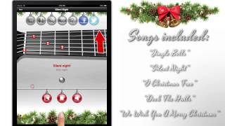 Guitar Learning Christmas Playalongs - new App for iPhone and iPad