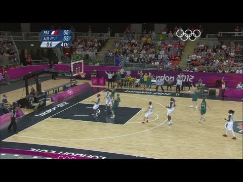 Women's - Belinda Snell's Amazing 3 Point Wonder - London 2012 Olympic