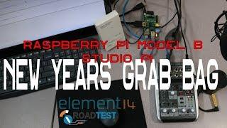 Raspberry Pi Model B - Recording Studio - StudioPi - Element14 Roadtest Review