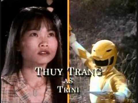 In Memory Of Trini Kwan:The Original Yellow Ranger - YouTube