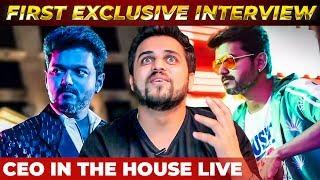 SARKAR – CEO In The House song Live Performance! – Singer Nakul Abhyankar