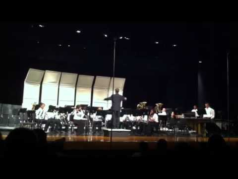 Campbell middle school concert band emblem Of victory 2011
