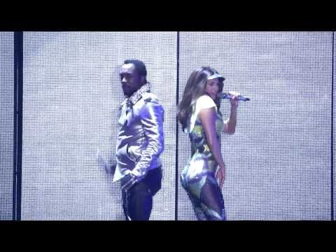 Black Eyed Peas  Staples Center (hd) - My Humps video