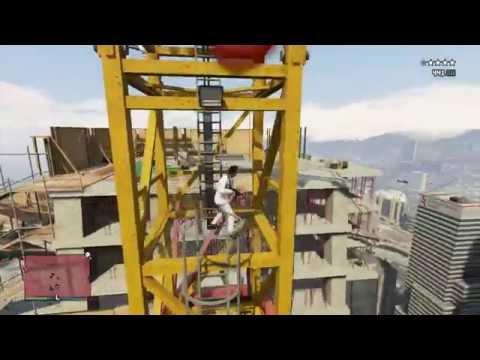 EN LO MÁS ALTO - GTA Online con Willyrex