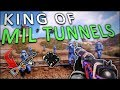 Download Lagu DOMINATING PLAYERS and SCIENTISTS in the MILITARY TUNNELS! - Rust Solo 3