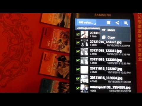 Galaxy S4: How to Move/Copy Pictures & Videos to your SD Card