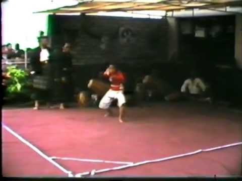 Pencak Silat Indonesia 1975 techniques part1 Image 1