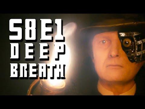 Doctor Who Season 8 Premiere (Deep Breath) Review
