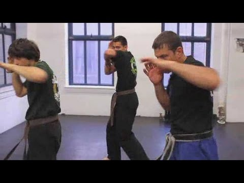 Krav Maga Techniques: Elbow Strikes and Uppercut Image 1