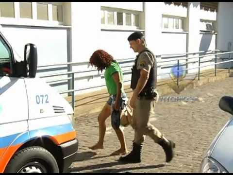 Mulher é esfaqueada pelo ex-marido na porta de motel - parte 2