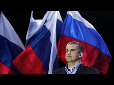 Crimean Parliament formally asks to join Russia