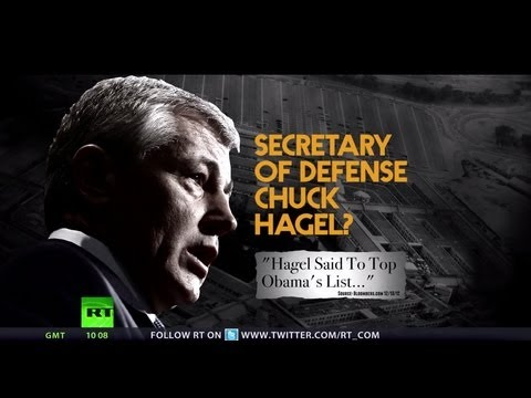 Israel lobby attack-ad campaign targets Obama's Defense pick Hagel